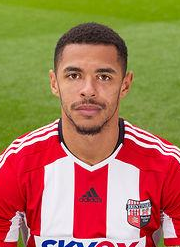 19. Andre Gray