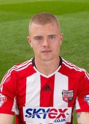 3. Jake Bidwell