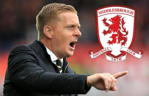Gary Monk - Middlesbrough